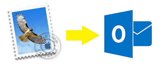 apple mail in outlook
