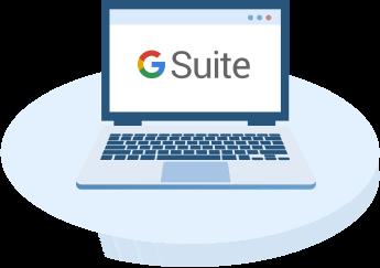 backup g suite data