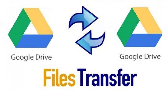 Déplacer Google Drive vers un autre compte