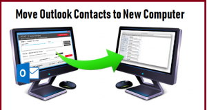 Move Outlook Contacts to New Computer