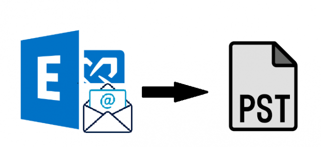 export email to pst exchange 2016