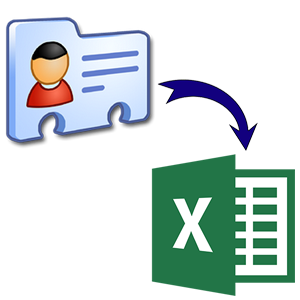 convert vcf to excel
