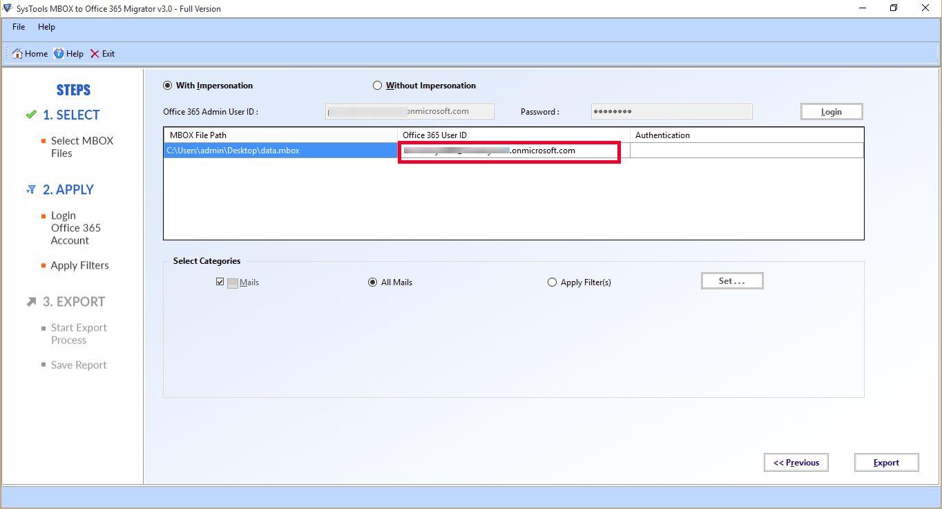 tool interface