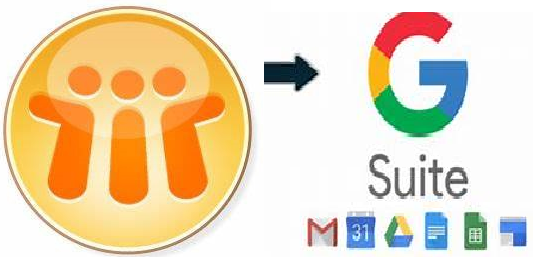 Lotus Notes to G Suite