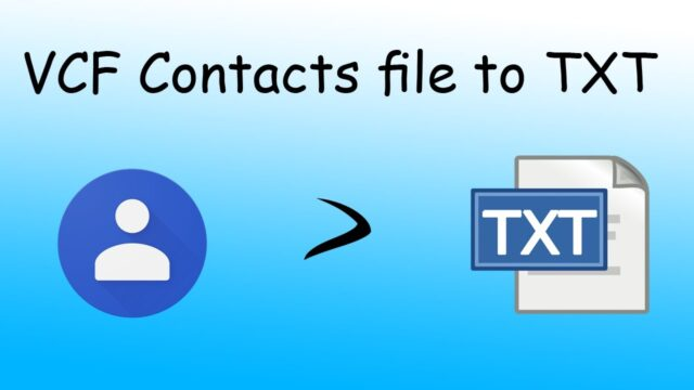 convert vcf to txt file