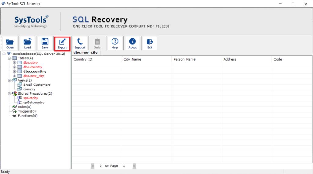 Best SQL Database Repir tool