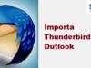 Importare Thunderbird in Outlook